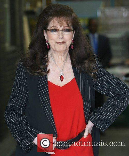 Jackie Collins and Itv Studios 6