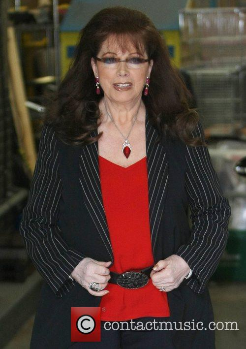 Jackie Collins and Itv Studios 7
