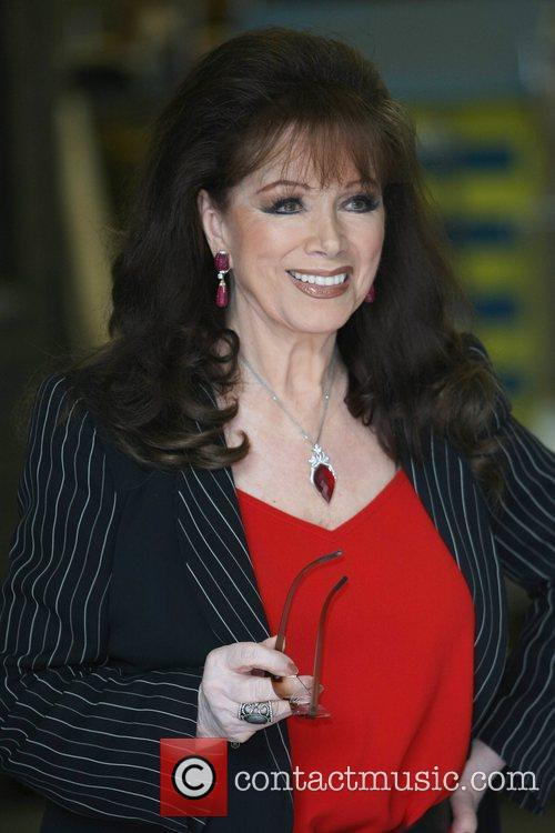 Jackie Collins and Itv Studios 5