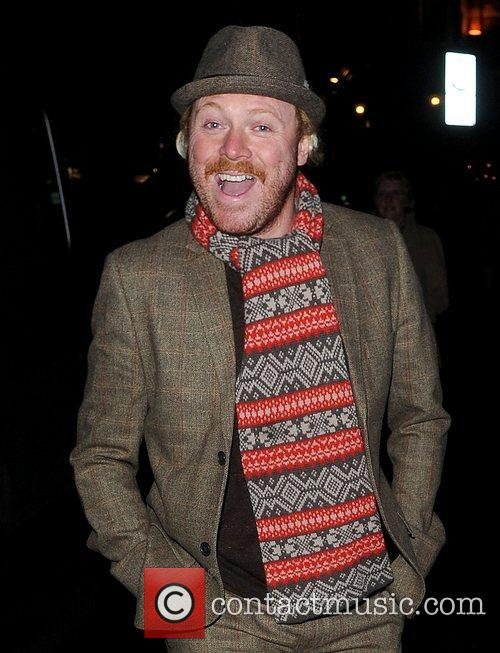 Seen leaving the ITV2 party at the W...