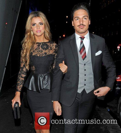 Lucy Mecklenburgh and Mario Falcone 3