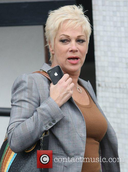 Denise Welch and Itv Studios 2