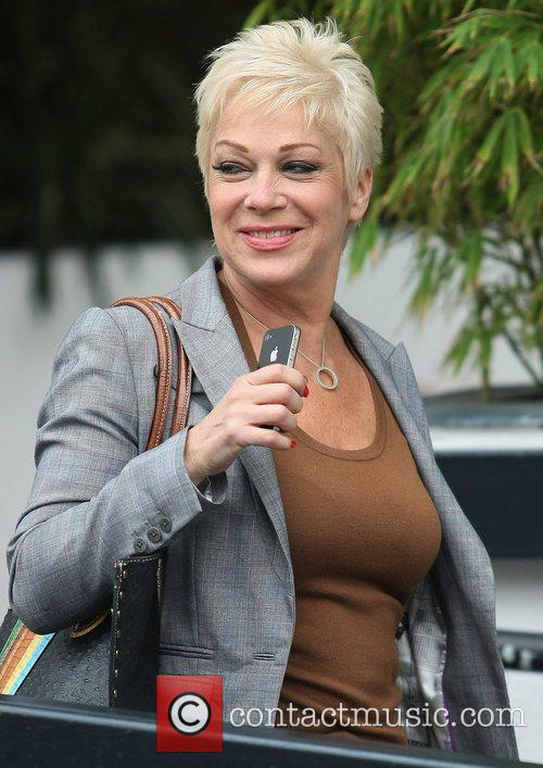 Denise Welch and Itv Studios 5