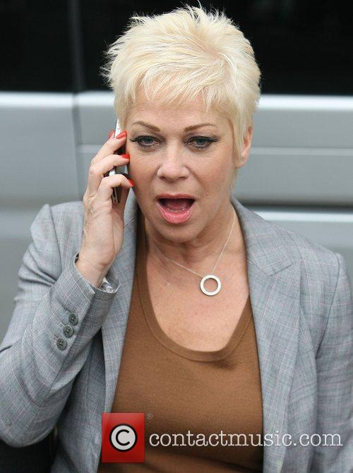 Denise Welch and Itv Studios 7