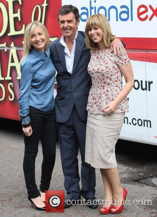 Fiona Phillips and Kate Garraway 5