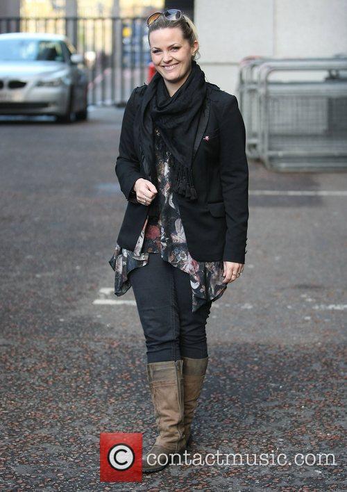 Jo Joyner and ITV Studios 5