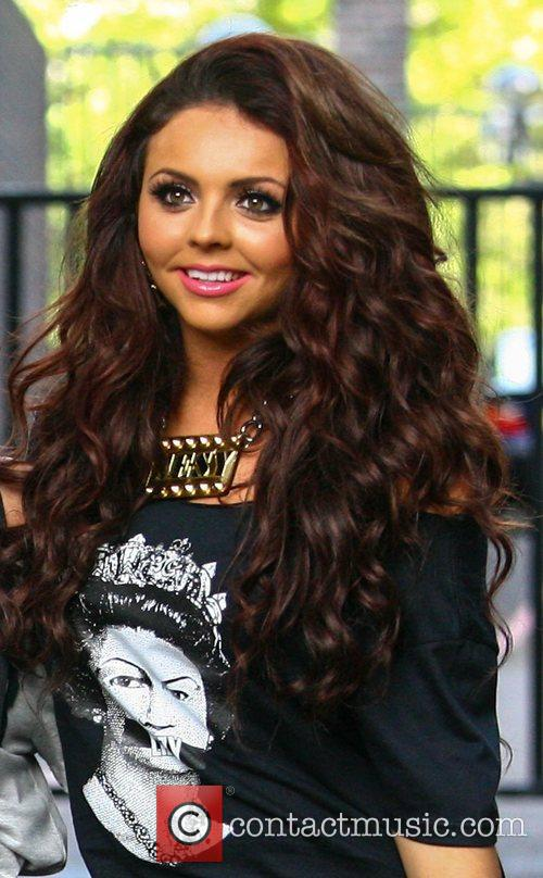 Little Mix at the ITV Studios