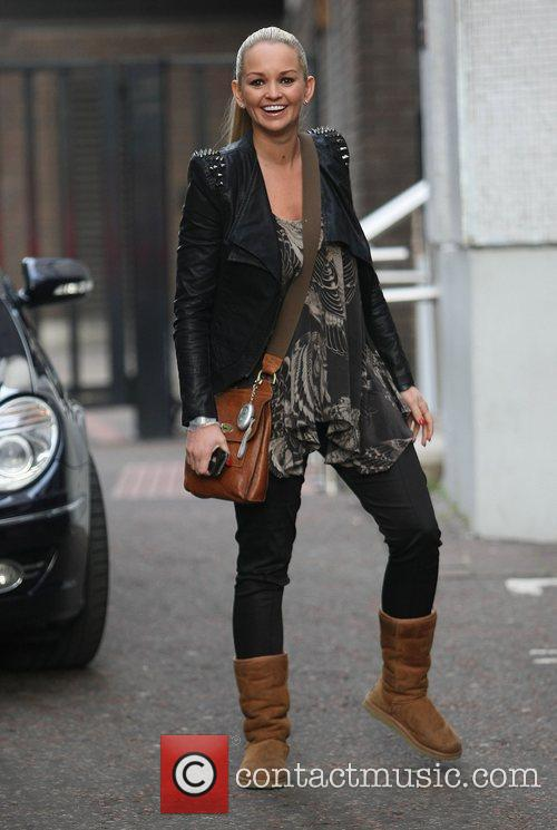 Jennifer Ellison and Itv Studios 4
