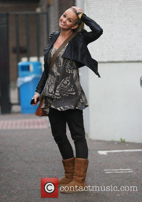 Jennifer Ellison and Itv Studios 5