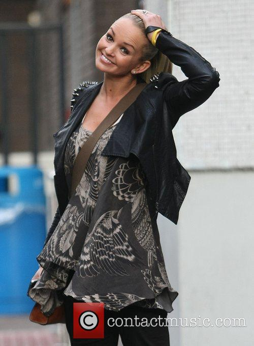 Jennifer Ellison and Itv Studios 7