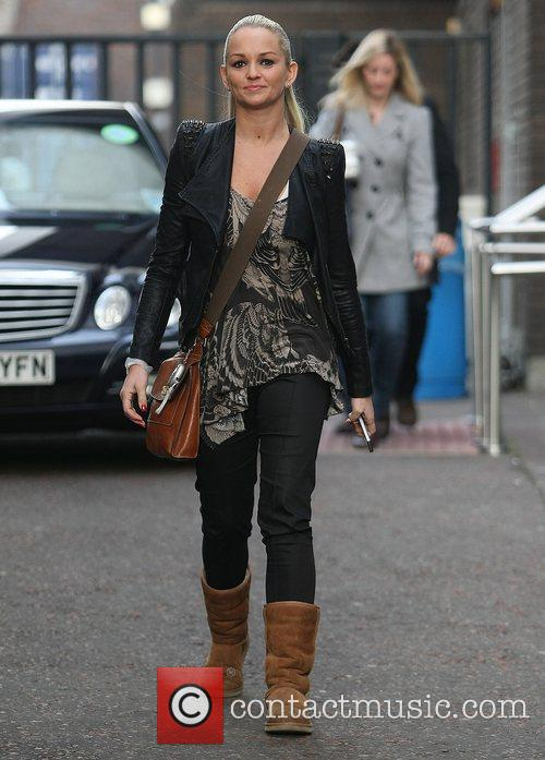 Jennifer Ellison and Itv Studios 8