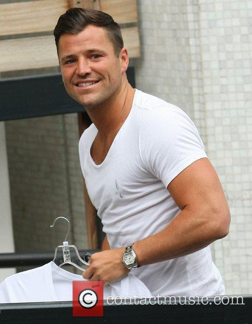 Mark Wright and Itv Studios 2