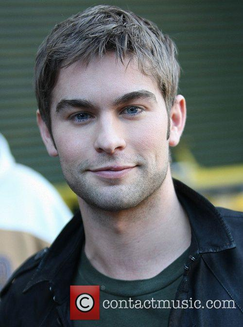 Chace Crawford and Itv Studios 3
