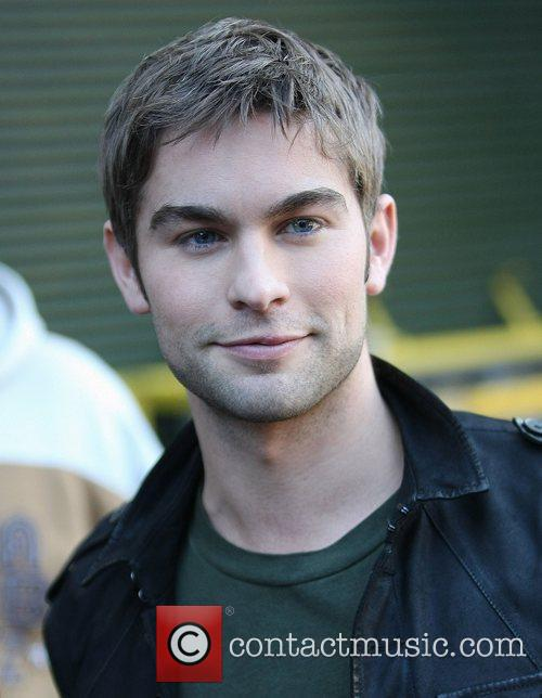 Chace Crawford and Itv Studios 4