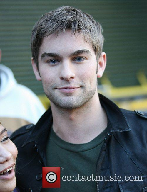 Chace Crawford and Itv Studios 5