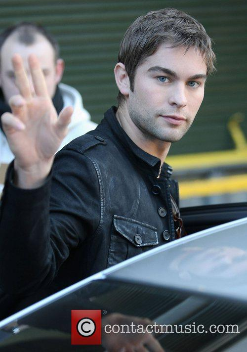 Chace Crawford and Itv Studios 1