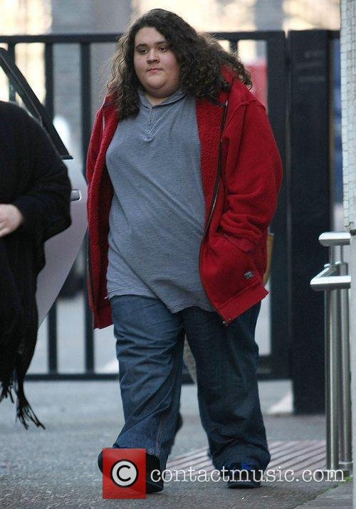 Jonathan Antoine from Britain's Got Talent at the...