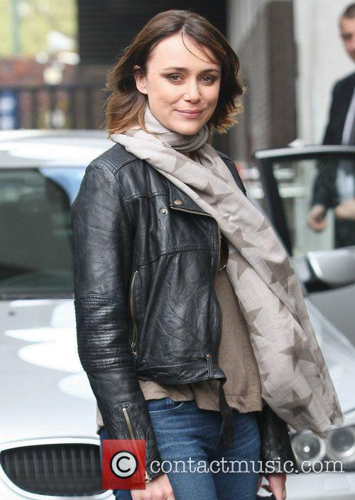 Keeley Hawes and Itv Studios 1