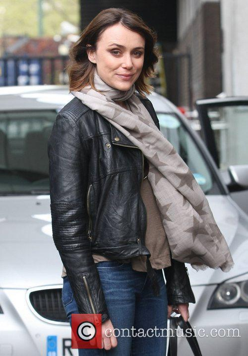 Keeley Hawes and Itv Studios 4