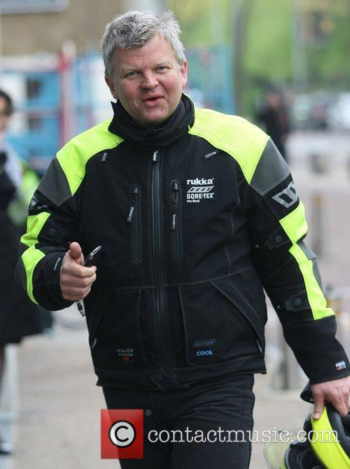 Adrian Chiles and Itv Studios 4