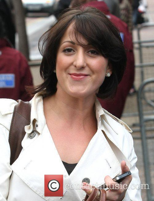 Natalie Cassidy and Itv Studios 3