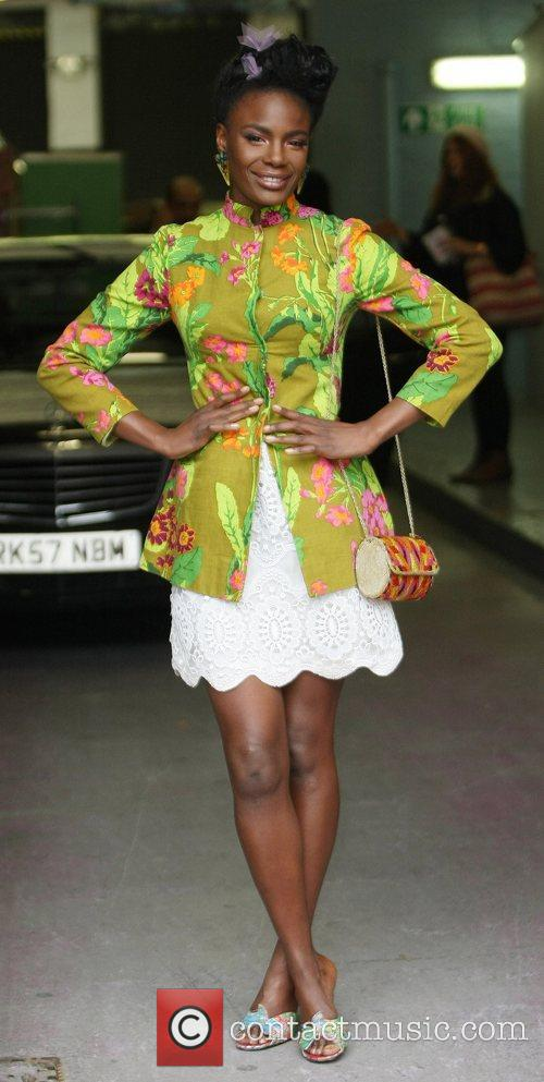 Shingai Shoniwa and Itv Studios 2