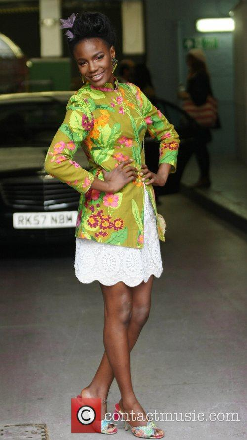 Shingai Shoniwa and Itv Studios 1