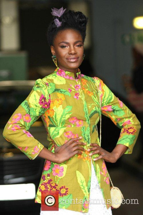 Shingai Shoniwa and Itv Studios 4