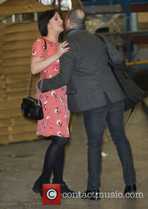 Natalie Cassidy and ITV Studios 10