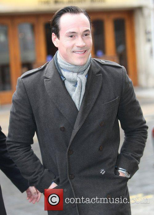 Chris Klein and Itv Studios 3