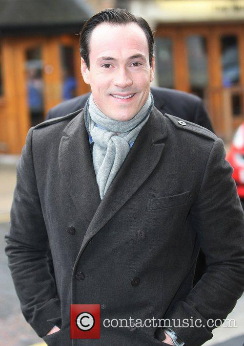 Chris Klein and Itv Studios 4