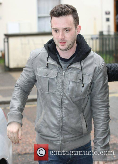 Eddie Kaye Thomas and Itv Studios 3