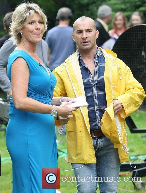 Louie Spence, Ruth Langsford and Itv Studios 2