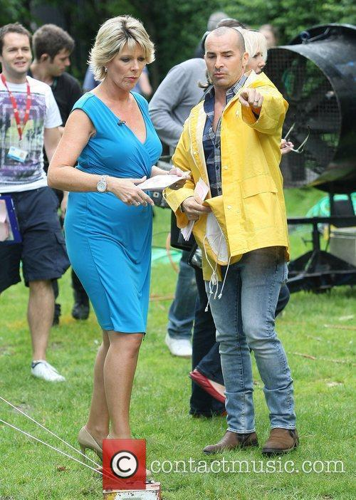 Louie Spence, Ruth Langsford and Itv Studios 3