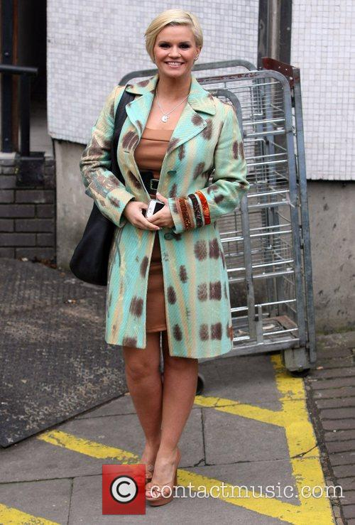 Kerry Katona and Itv Studios 4