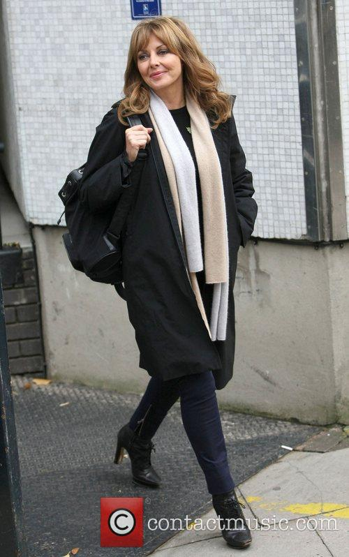 carol vorderman at the itv studios london 4153996
