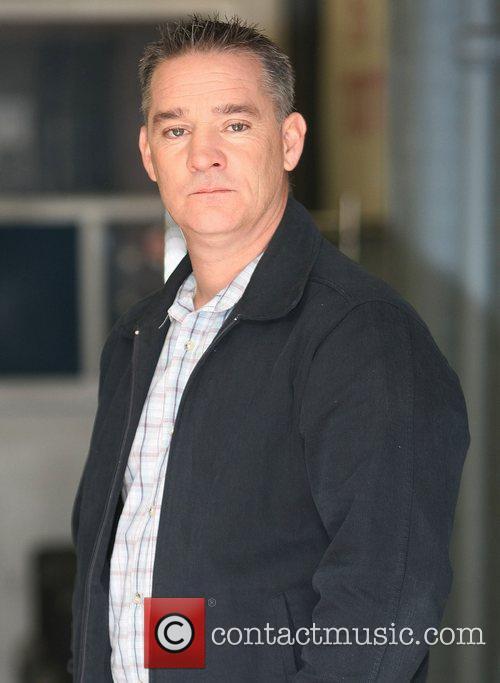 Darren Rathband at the ITV studios London, England