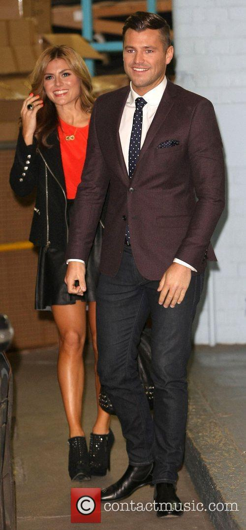 Mark Wright, Zoe Hardman and Itv Studios 4