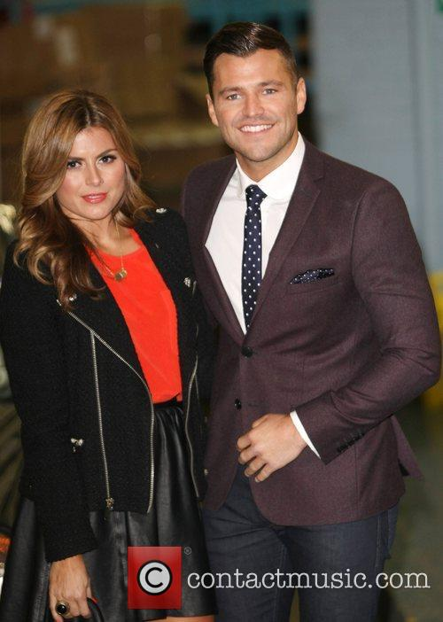 Mark Wright, Zoe Hardman and Itv Studios 3
