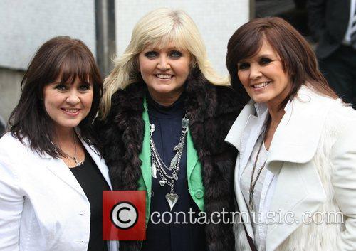 Coleen Nolan, Linda Nolan and Maureen Nolan 7