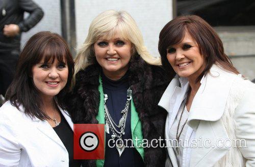 Coleen Nolan, Linda Nolan and Maureen Nolan 6