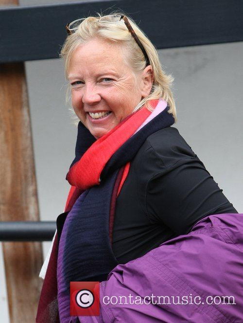 Deborah Meaden at the ITV studios  London,...