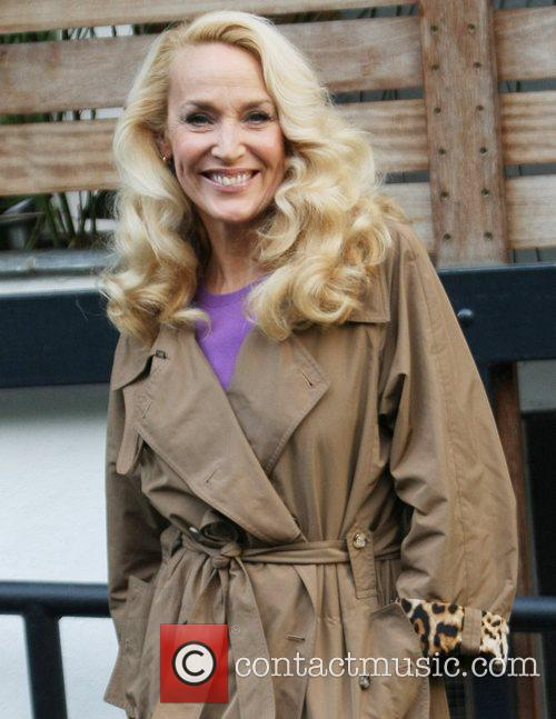 Jerry Hall and Itv Studios 4