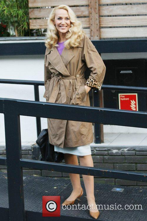 Jerry Hall and Itv Studios 1