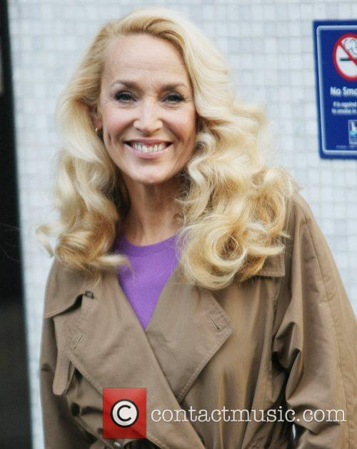 Jerry Hall and Itv Studios 2