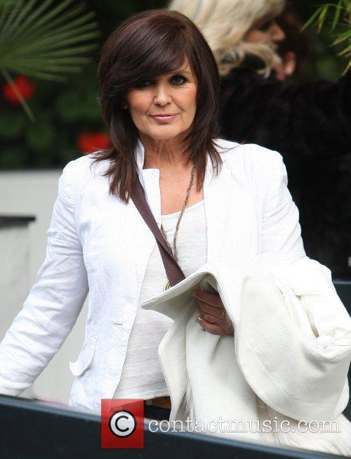 Maureen Nolan at the ITV studios  London,...