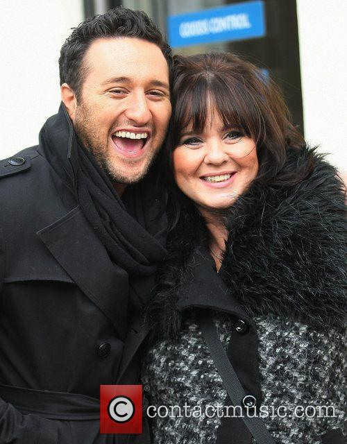 coleen nolan and antony costa at the 3645013
