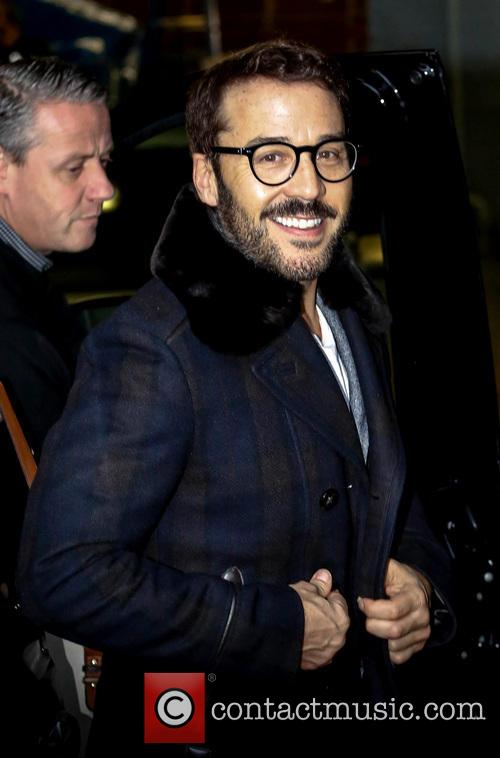 Jeremy Piven Celebrities at the ITV studios...