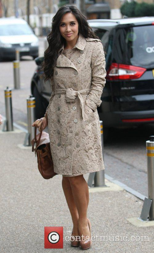 Myleene Klass and Itv Studios 7