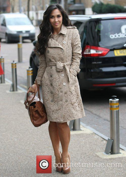 Myleene Klass and Itv Studios 8
